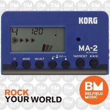 Korg MA-2 Digital Metronome Blue For Drum Guitar Piano MA2 - Replaced MA1
