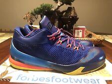 Nike Mens Jordan CP3.VIII Deep Royal Blue Infrared 23 Yellow 684855-420 Sz 18