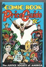 Book - Overstreet: THE COMIC BOOK PRICE GUIDE No.4 - Hardcover 1974 Mint