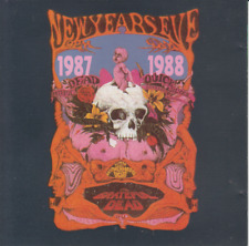 "GRATEFUL DEAD "" NEW YEARS EVE 1987 - 1988, CD """