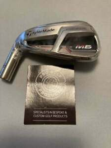 Left Handed TaylorMade M6 No 7 Fitting Cart Iron, 1 degree up from standard -...