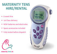 ELLE TENS (Maternity TENS) 6 week Hire / Rental - pain relief during labour