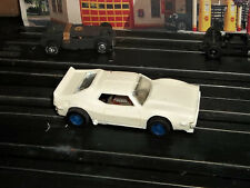 custom resin cast  AMX slot car body reproduction