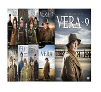 Vera: The Complete Series Seasons 1-9 (DVD, 32-Disc Set) Free and Fast Shipping!