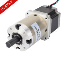 US Ship 47 1 Planetary Gearbox NEMA 23 Stepper Motor DIY CNC Mill Lathe Router