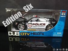 Jada Toys Heat 1:24 2006 Dodge Magnum R/T Police Muscle car New Boxed