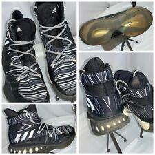 Adidas Crazy Explosive Sz 15 Black Primeknit Hightop Basketball Shoes GI F0S-71