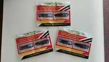 Auto Truck Trim and Plastic Restoration Wipes for Exterior High Shine 3 Pack