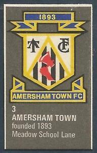 BARTHOLOMEWS 1970'S CREST #003-AMERSHAM TOWN