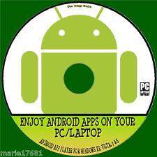 USE YOUR FAVOURITE ANDROID APPS ON WINDOWS PC, ANDROID APP PLAYER SYSTEM CD NEW