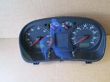 NEW GENUINE VW GOLF MK4 DASH SPEEDO INSTRUMENTS CLUSTER CLOCKS 1J09919911DX