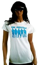 Rare Unworn Official ONE DIRECTION Merchandise Group Lady Fan T-Shirt L 40/42