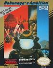 Nobunaga's Ambition (Nintendo Entertainment System, 1989)