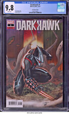 Darkhawk #1 CGC 9.8 - Kyle Higgins story, Ron Lim Variant cover