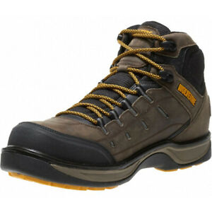 Size 11 D WOLVERINE EDGE LX Work Boots Nano Safety Toe, Slip-resistant EH rated