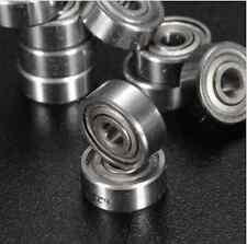 10pcs 623-ZZ 3x10x4mm Deep Groove Ball Bearings Miniature Bearings
