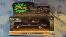 JADA 1/32  METALS DIE-CAST CLASSIC TV SERIES BATMOBILE NEW