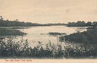 ELMER NJ – The Lake – udb (pre 1908)