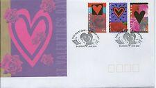 1995 St Valentine's Day Fdi Valentine Nsw 30 Jan 1995 Special Postmark