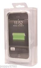 Mobilair 1400mAh Powerbank Batería Externa Funda Cargador para Iphone 4 4S