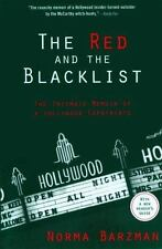 The Red and the Blacklist: The Intimate Memoir of a Hollywood-ExLibrary