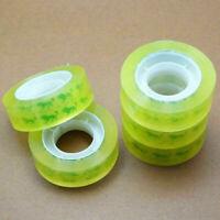 12mm Crystal Clear Transparent Tape Dispenser Refills Use .Style Ea E1L3 I3 M9P1