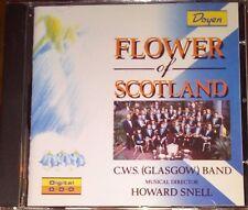 Flower Of Scotland (CD 1995) C.W.S Glasgow Band Brass Music