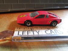 MATCHBOX Red 1986 FERRARI TESTAROSSA Scale 1:59 - LOOSE!