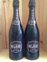 3 Bottles Luc Belaire Rare Rose 750ml
