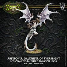 Hordes: Legion of Everblight Absylonia Daughter Epic Nyss Warlock PIP 73080