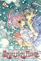 Sakura Hime: The Legend of Princess Sakura Vol 7 2012 VIZ Media Manga English
