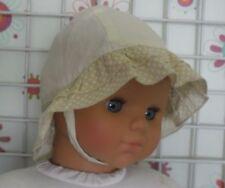 chapeau de soleil fille 18/24 mois 50 cm