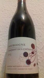 2x ´15 Pinot Noir Pasquier des Chênes Domaine Marchand-Grillot de Nuits(Romanee)