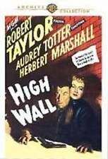 THE HIGH WALL NEW DVD