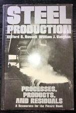 Steel Production Processes Products Residuals, Resource Book 1st Edition