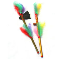 Indianer-Set 2-tlg (Friedenspfeife, Tomahawk) Wilder Westen Karnveval 129502613F