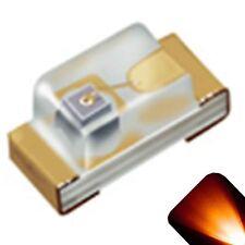 Orange Amber 0603 LEDs 1608 Ultra Bright Lights Surface Mount 5 10 20 50 100 SMD