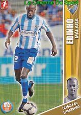 122 EDINHO PORTUGAL MALAGA.CF AEK Athen CARD MEGACRAQUES 2010 PANINI