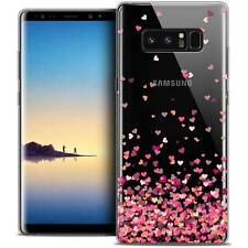 "Coque Crystal Gel Pour Samsung Galaxy Note 8 (6.3"") Extra Fine Souple Sweetie He"