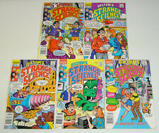 Dilton's Strange Science #1-5 VF/NM complete series archie comics all newsstand