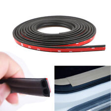"Car Motor Door Weather Strip Hollow 157"" 4M Weatherstrip New B-shape Rubber Seal"