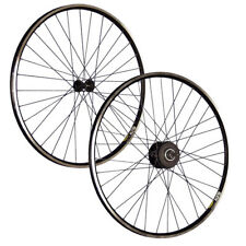 Taylor Wheels 28inch bike wheel set Shimano Deore XT / Alfine 8-speed black