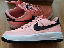 JUNIOR WOMEN NIKE AIR FORCE 1VDAY  TRAINERS SIZE 5 UK 38 EUR 24 CM