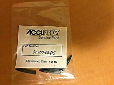 NEW Accuspray #91-107-084/5  Fluid Needle Valves - Total of 5