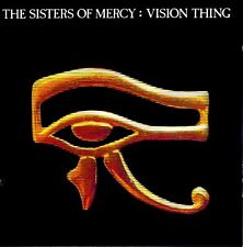 THE SISTERS OF MERCY vision thing (CD album) EX/EX 9031-72663-2 goth rock