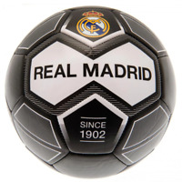 Real Madrid FC Football BW | OFFICIAL