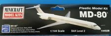 Minicraft  McDonnell Douglas DC-9  MD-80 series   1/144 scale model aircraft kit