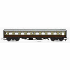 HORNBY Coach R4630 RailRoad BR Mk1 Tourist Second Open - BR Chocolate & Cream