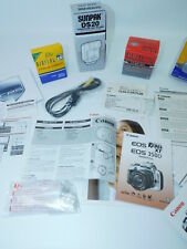 Lot Of Camera Stuff Lens Cleaning Kit, CR-10, 1358W, Filter Kit, DS20, EOS Rebel