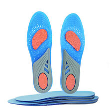 Sports Running Shoe Insoles Shock Absorb Olympic Inner Sole Arch Sports